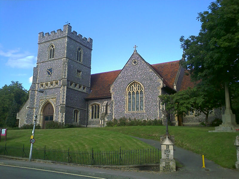 St. Andrew's Church, Stanstead Abbotts, Hertfordshire