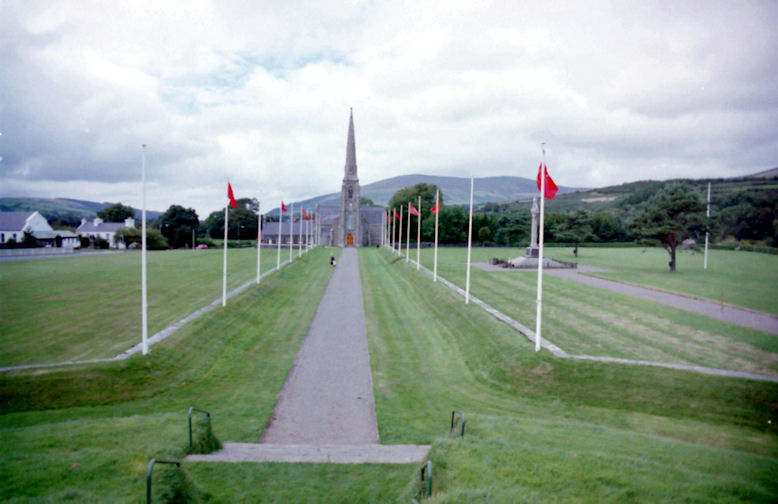 Tynwald Church, Isle of Man