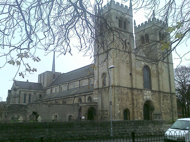 Worksop Priory Church, Nottinghamshire