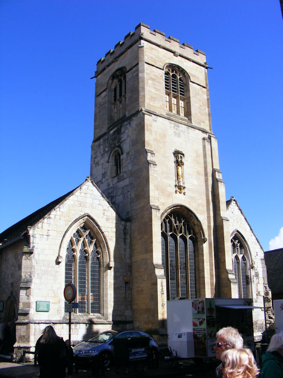 St. Sampson's Church, York, Yorkshire