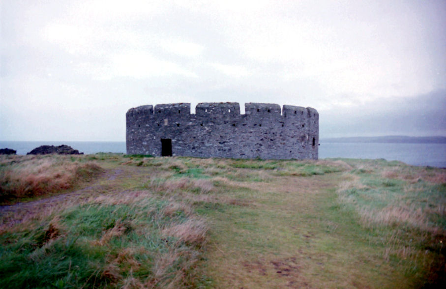 Derby Fort, Isle of Man