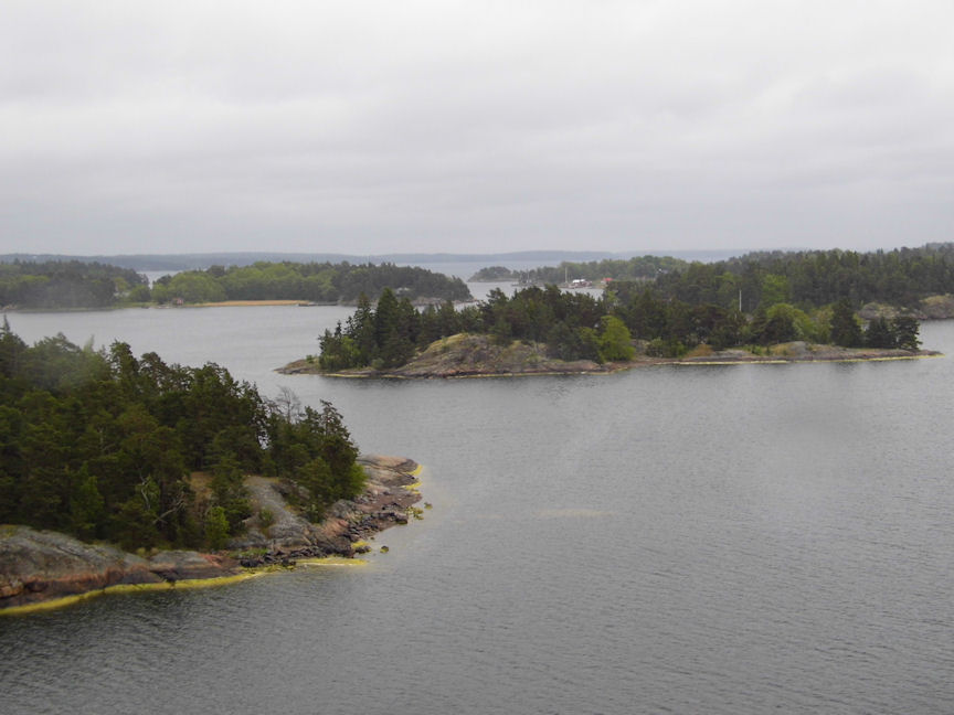 Another view of the Stockholm Archipelago, Sweden